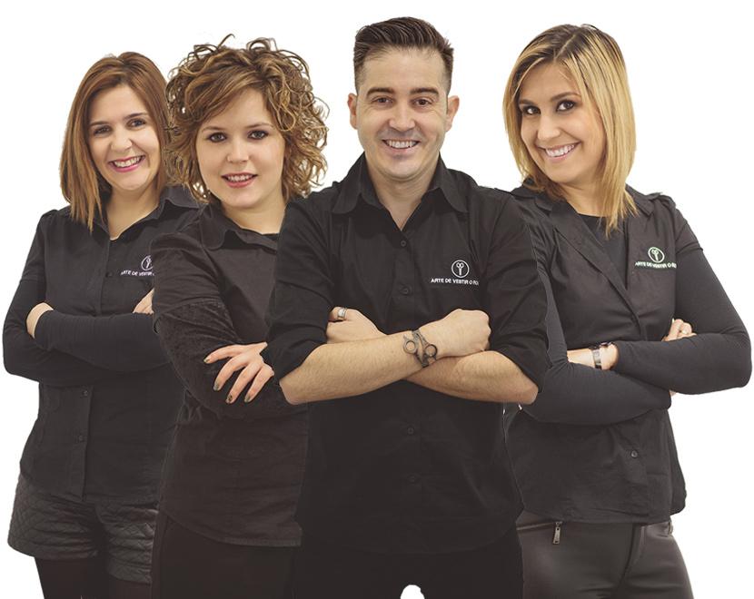 Equipa completa - Nuno Pereira Hair Studio